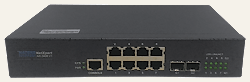 8-портовый L2+ Fast Ethernet Switch NetXpert NX-3408v1